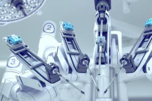 επεμβαση ρομποτικης χειρουργικης
