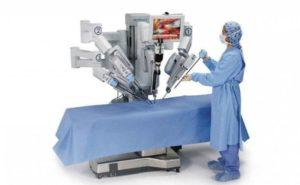 χειρουργικη με ρομποτ αθηνα