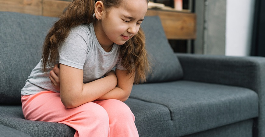 Σύνδρομο ευερέθιστου εντέρου (IBS) στα παιδιά